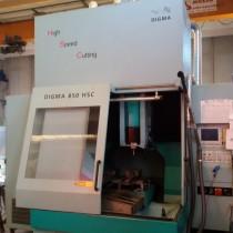 installazione DIGMA 850 HSC
